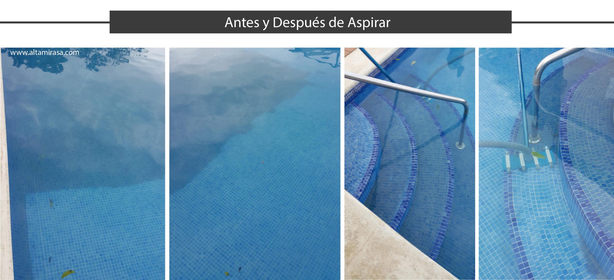 Tips ALTAQ - ¿Ceniza en la piscina?