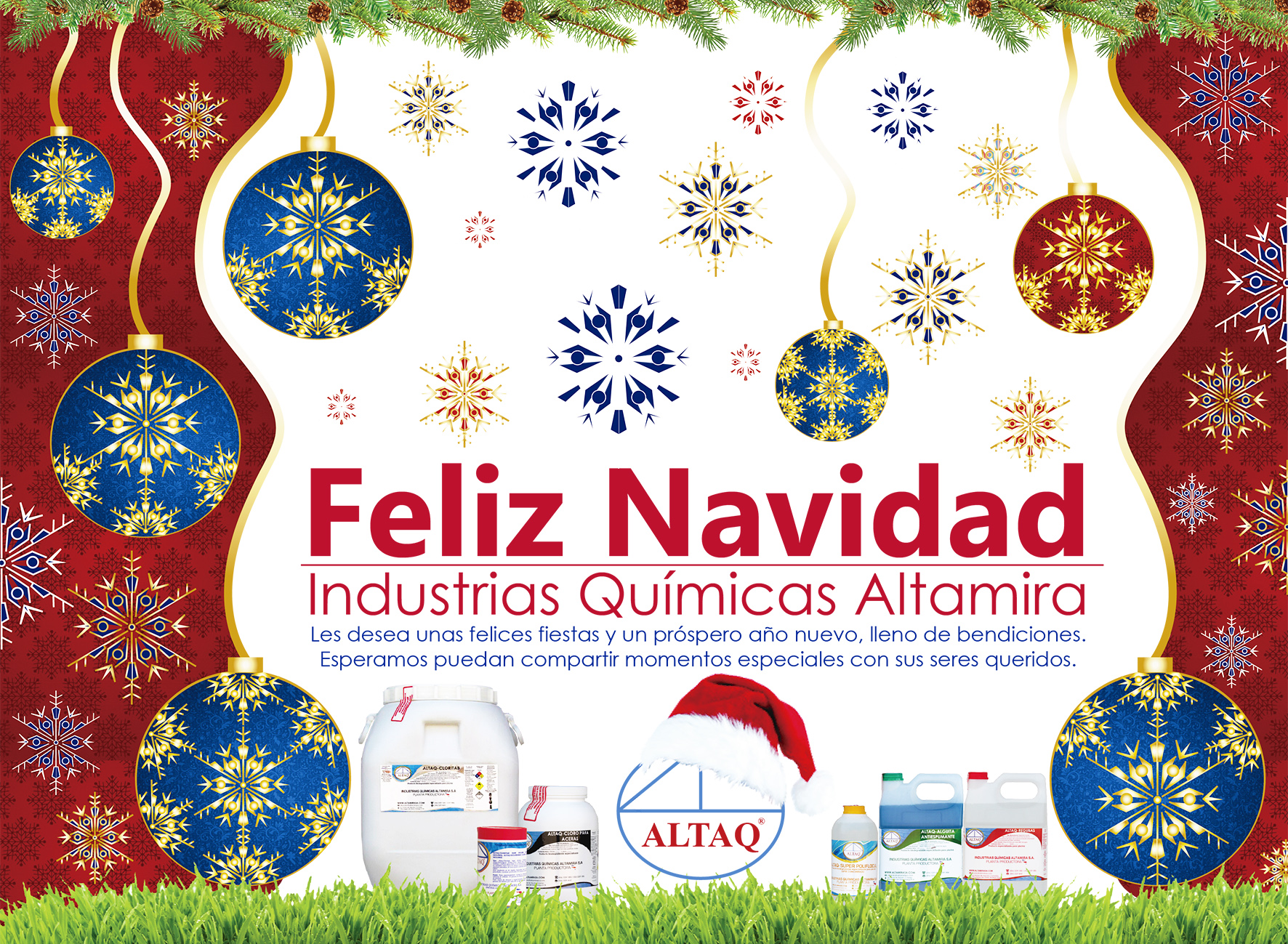 Feliz Navidad Altamiritos 2016