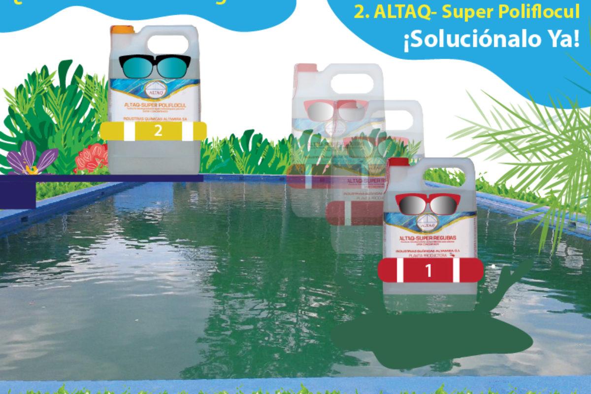 Por Qué Se Pone El Pelo Verde En La Piscina: Como Eliminar El Agua Verde De La Piscina
