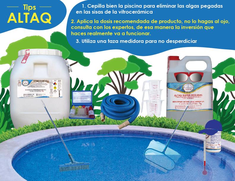 mantenimiento de una piscina piscinas costa rica altamira